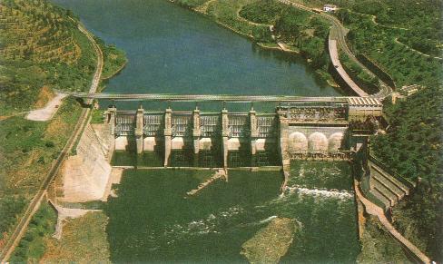 Fratel dam