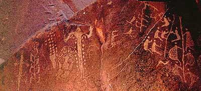 Murujuga petroglyphs